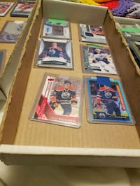 assorted baseball player trading cards 3144 km