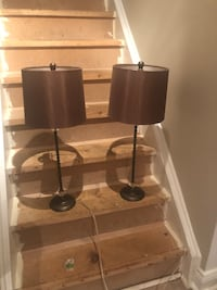 Table lamp. Renovation sale  Toronto, M4L 3X9