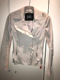 ZAC POSEN leather jacket Size : XS Never been worn, still had tags