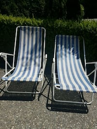 Patio chairs  Surrey, V3S