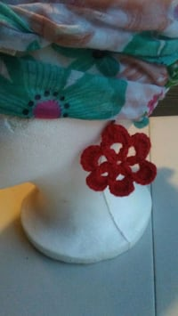 Crochet earrings  Huntsville