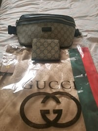 Gucci Fanny Pack/Wallet/Scarf Package $200 Winnipeg, R3X 0E1