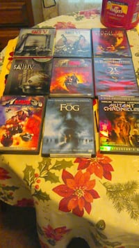four assorted Sony PS3 game cases Glens Falls, 12801