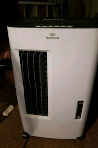white and black Honeywell air cooler Los Angeles, 90004