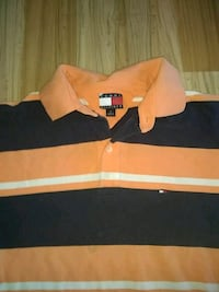 black and brown polo shirt Roseville, 95678