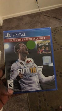 EA Sports FIFA 17 PS4 game case Windsor Mill, 21244