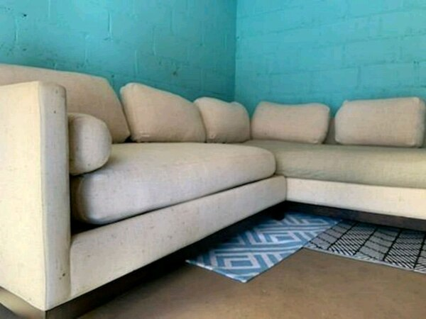 Miraculous Cisco Brothers Cosmo Sectional Sofa Onthecornerstone Fun Painted Chair Ideas Images Onthecornerstoneorg