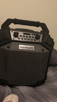 black and gray Line 6 guitar amplifier Tempe, 85283