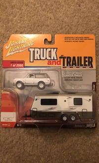 Johnny lightning truck and trailer  Discovery Bay, 94505