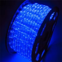Brand New 150' Blue LED Rope Light for Indoor/Outdoor  Brea, 92821