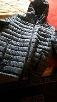 OCK mens puff jacket size medium