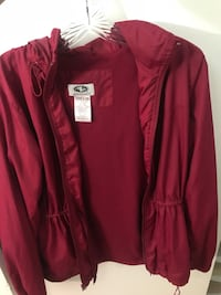 red zip-up jacket Bonita, 91902