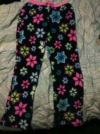 Girls super soft & fuzzy pj pants
