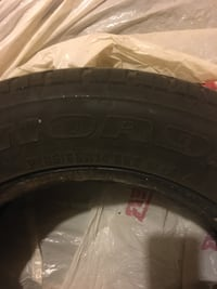 All season tires Vaughan, L6A 2Y6
