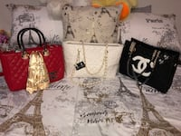 3 Chanel purses for $215 or each one $85 817 mi