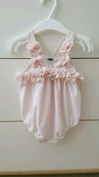 EUC baby girl swimsuit 18 month