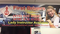 Driving lessons Vaughan