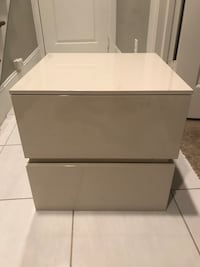 Set of 6 modular mod drawers off white color Houston, 77007