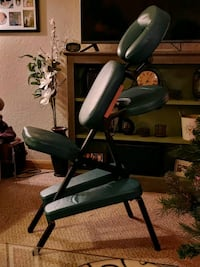 Massage Chair by Golden Ratio Woodworks