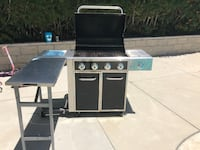 Black and gray gas grill San Diego, 92119