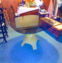 Bamboo Glass Table San Antonio, 78230