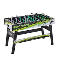 "Triumph Sports 48"" Play n' Stow Quick Connect Soccer Table w/light up LED Foosball-NIB -Price Reduced Somerville, 08876"