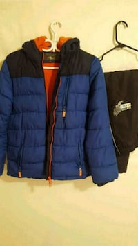 Athletic winter jacket and snow pants  Mississauga, L5V 1W6
