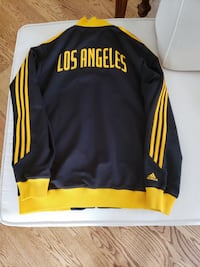 Men's Los Angeles Lakers jacket Adidas size medium Calgary, T3A 5C6
