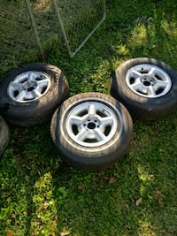 6 lug dodge rims Slidell, 70460