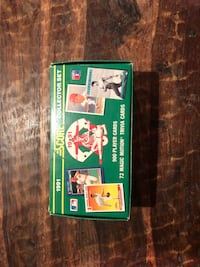 Approx 7K baseball, football, basketball cards. All brands. Includes 4 complete sets. '89–'93. Dover, 19902