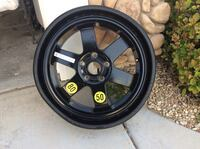 Maserati Spare Tire *All models Las Vegas