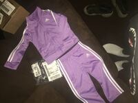 Adidas Tracksuit For Toddler (Girl 24 Months)  Detroit, 48213