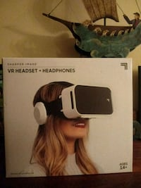 VR headset headphones