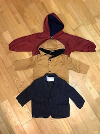 Baby boy clothes 12-24 months Port Coquitlam, V3C 2W9