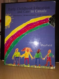 Early childhood Education and Care in Canada.  Mississauga, L5C 1X4