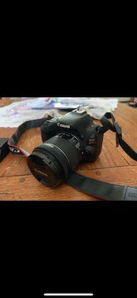 Canon eos rebel sl2 (NEW) with 128gb memory card  Sykesville, 21784