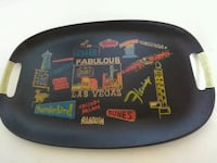 Antique Las Vegas Tray for serving guest  Perry Hall, 21128