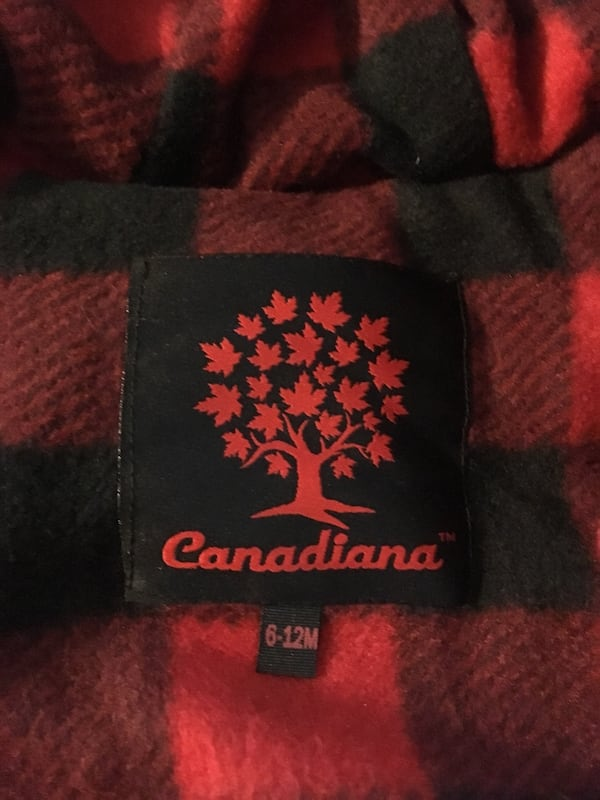 Canadiana Snow Suit 6-12 Months Brand New, Never Worn 9b6e5f35-6386-4a8c-b466-76bf3f41f415