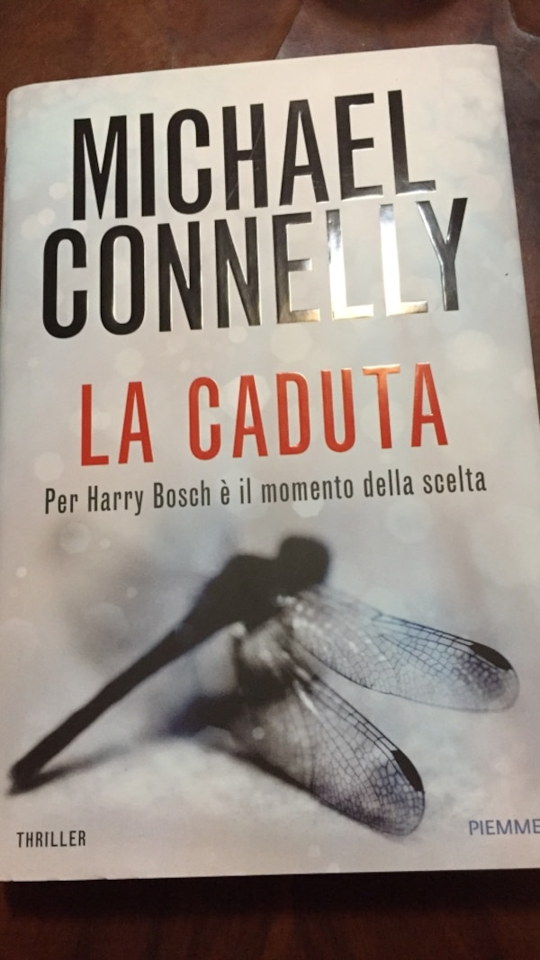 La Caduta di Michael Connelly libro
