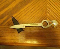 gutting and fishing knife never used York