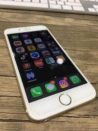 iphone 6 gold 16gb - Sorunsuz 8824 km