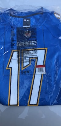 Chargers Podwer  Blue Jersey  Grand Prairie, 75050