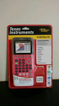 Texas Instruments Ti-84 Plus CE Albany, 94706
