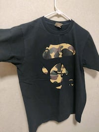 bape ape head tee  Winnipeg, R3T 6B3