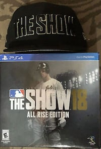 Mlb 18 The Show All Rise Edition Ps4 Complete  Fresno, 93721