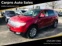 Ford-Edge-2010 Chesapeake