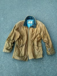 Brown New River 3/4 Leather Jacket Phoenix, 85028