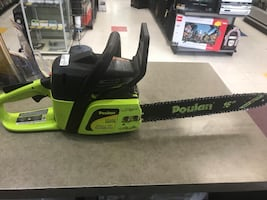 Poulan P3416 Chainsaw @ BUY & SELL KINGS (AJAX)