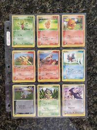 Pokemon Card Collection (3rd Generation)