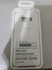 Samsung Galaxy S8 Plus Silicone feel case